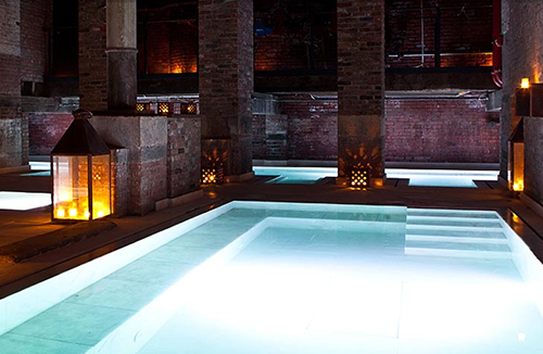 aire ancient baths - chasing saturdays