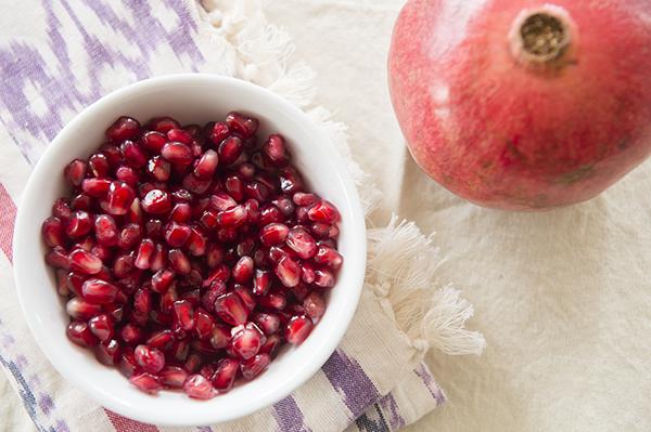 pomegranates - chasing saturdays
