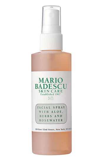 Mario Badescu Facial Spray with Aloe, Herbs & Rosewater - Chasing Saturdays