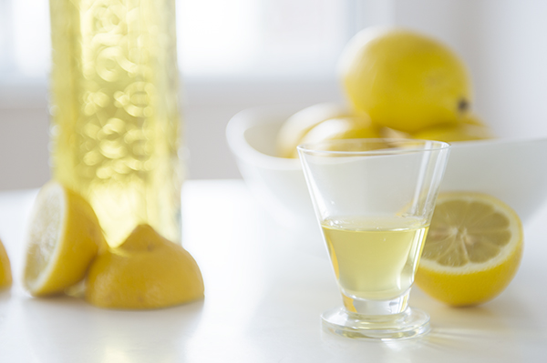 homemade limoncello - chasing saturdays