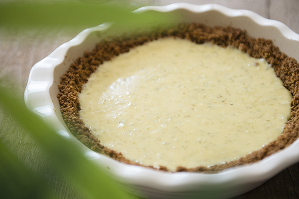 key lime pie - chasing saturdays