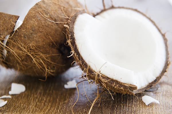 how to (easily!) crack open a coconut - chasing saturdays