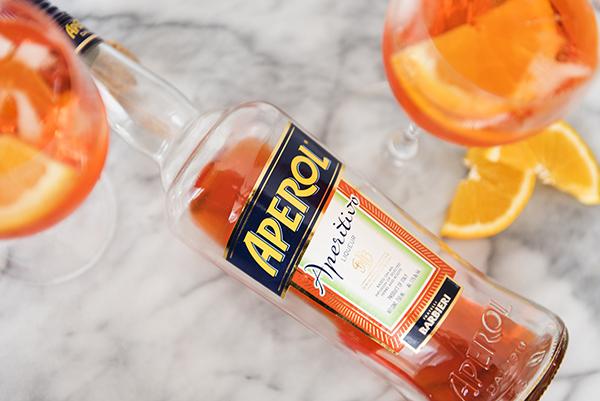 aperol spritz - chasing saturdays