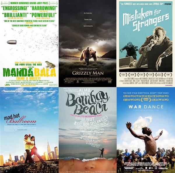 some favorite documentaries - chasing saturdays