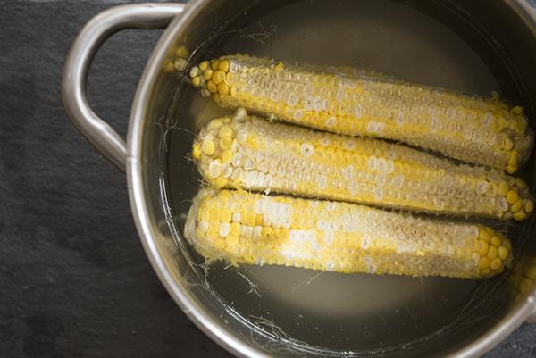 corn cob tea - chasing saturdays