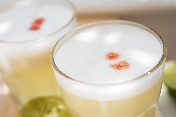 classic pisco sour - chasing saturdays