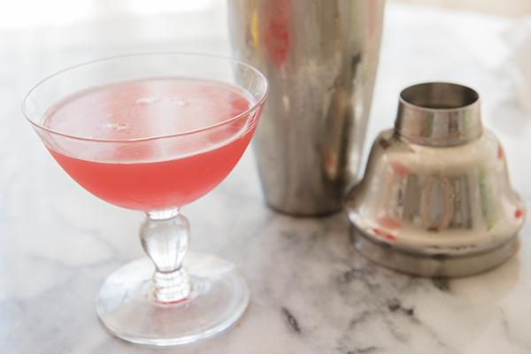 jack rose cocktail - chasing saturdays