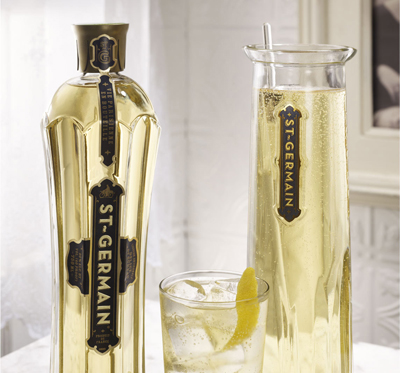 St. Germain carafe - the best housewarming gift - chasing saturdays