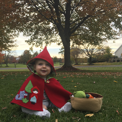 little red riding hood - chasing saturdays