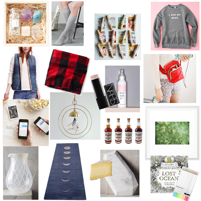jamie's holiday gift guide - chasing saturdays
