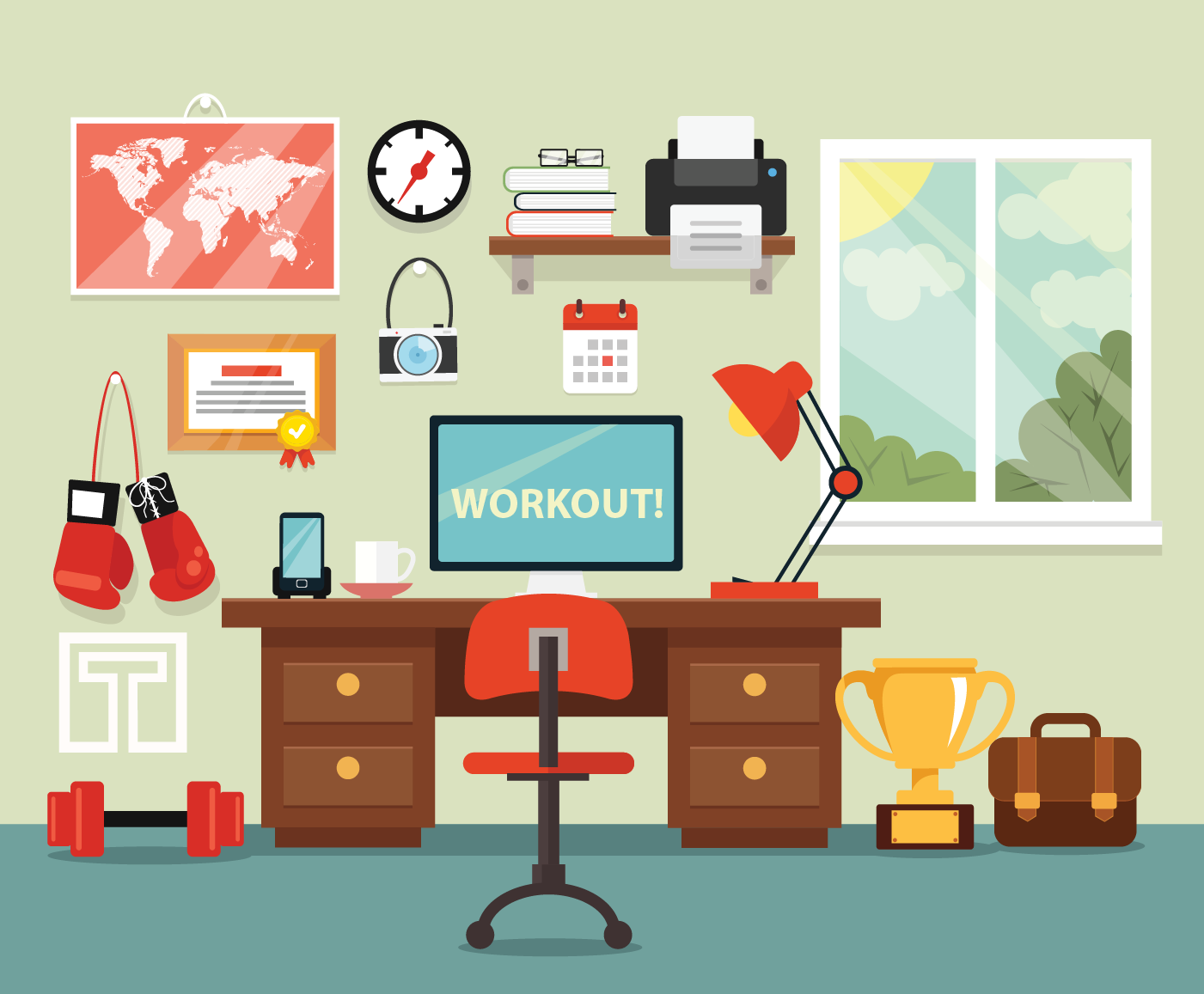Why fitness is important to business health
