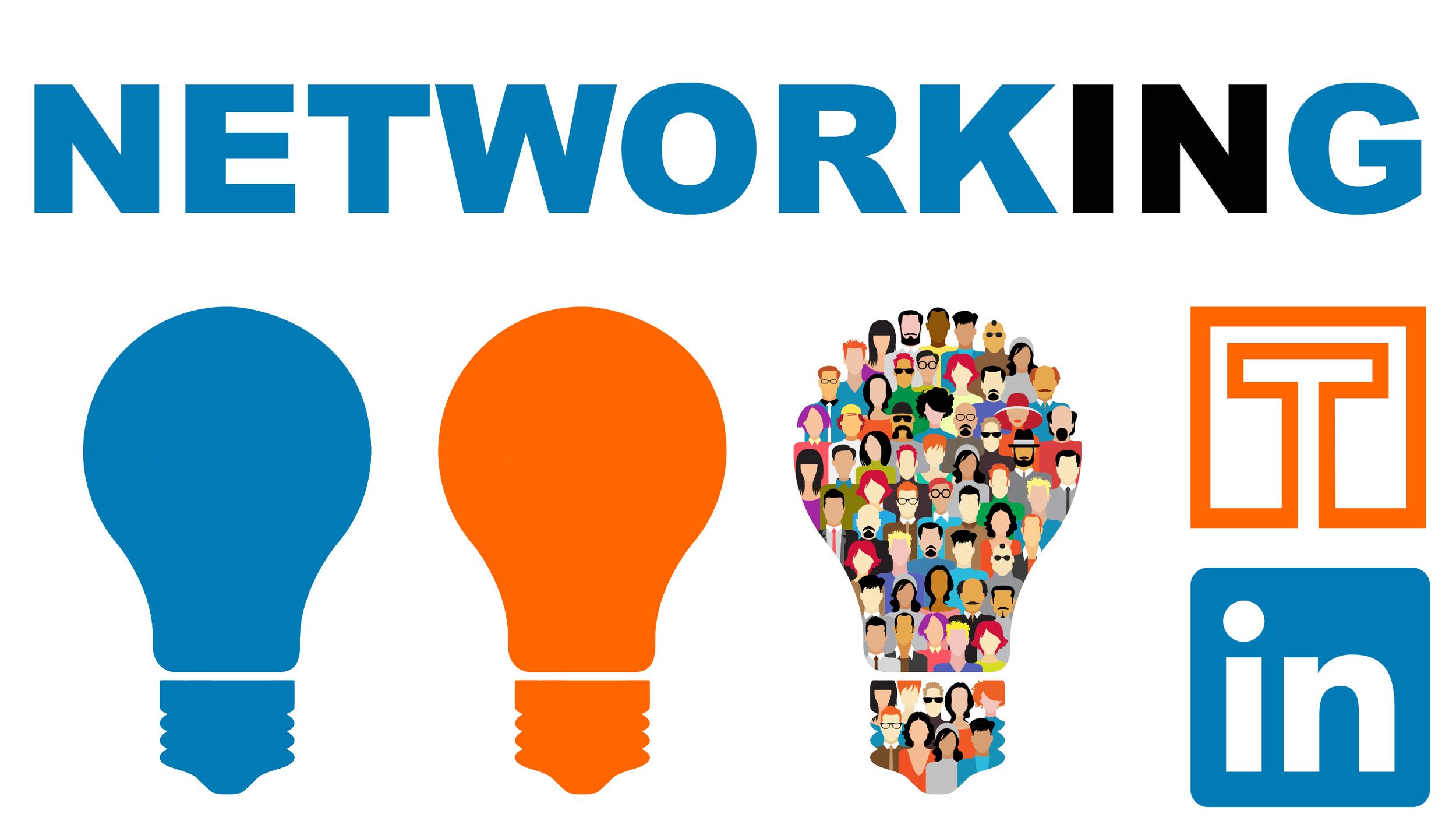 LinkedIn Networking - Not a Social Network