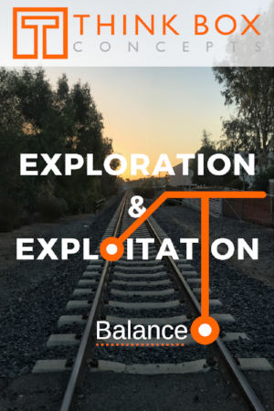 Exploration and Exploitation
