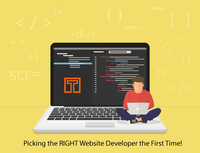 Pick The Right Website Developer