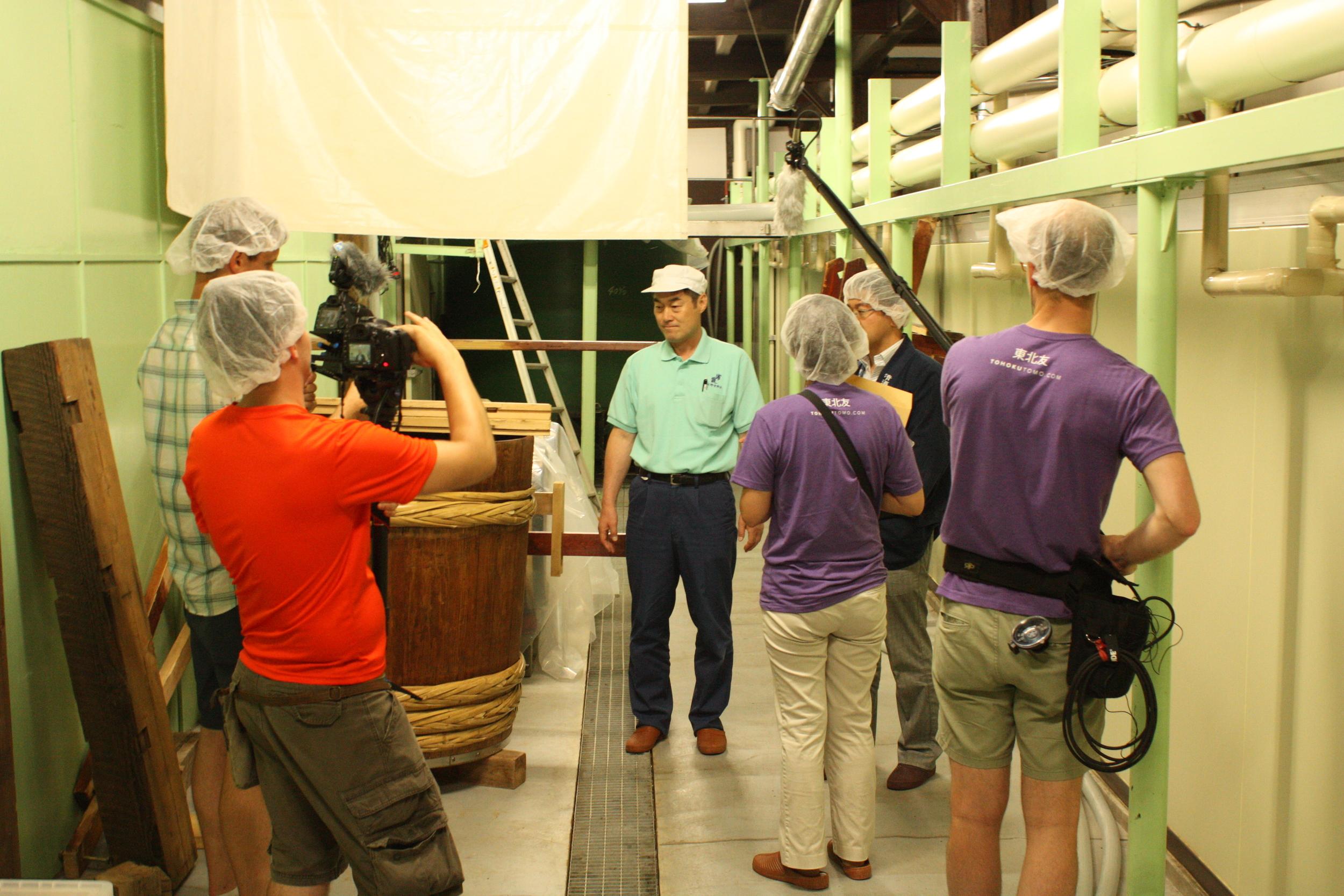 Sake - Urakasumi - Tour Brewery - IMG_9130.JPG