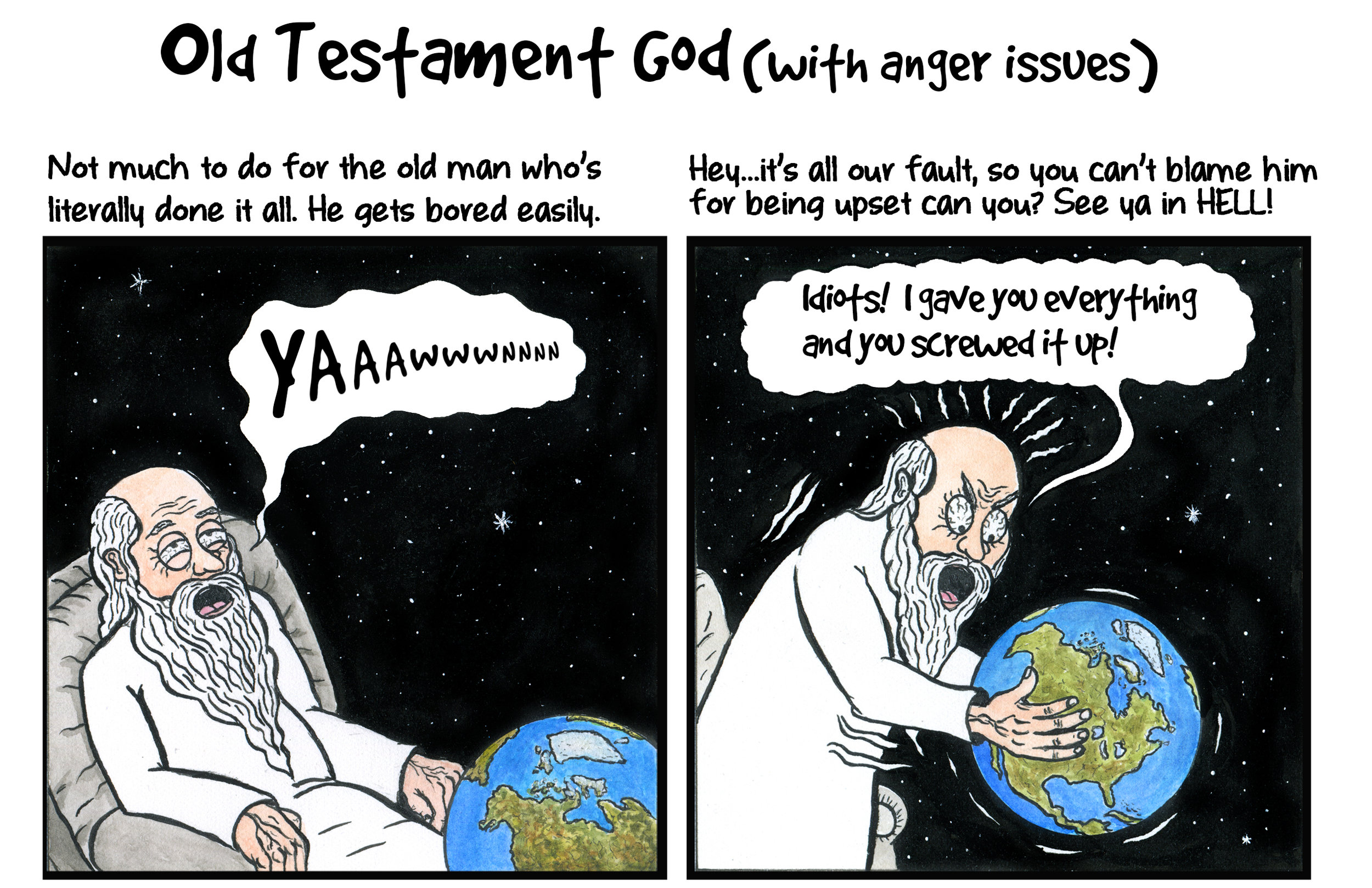 old testament god