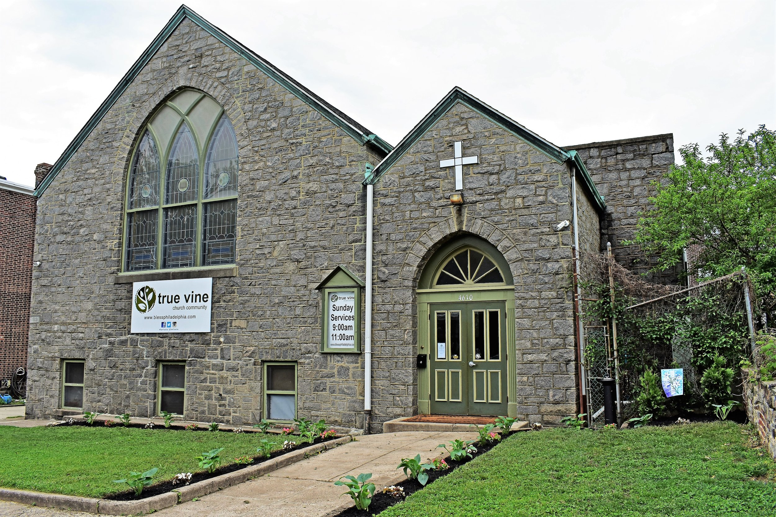 Welcome! - True Vine is a Bible-believing, Jesus-worshipping church located in the Wissinoming section of Northeast Philadelphia. We would love to have you visit some time!You can join us Sunday mornings at 9am or 11am.