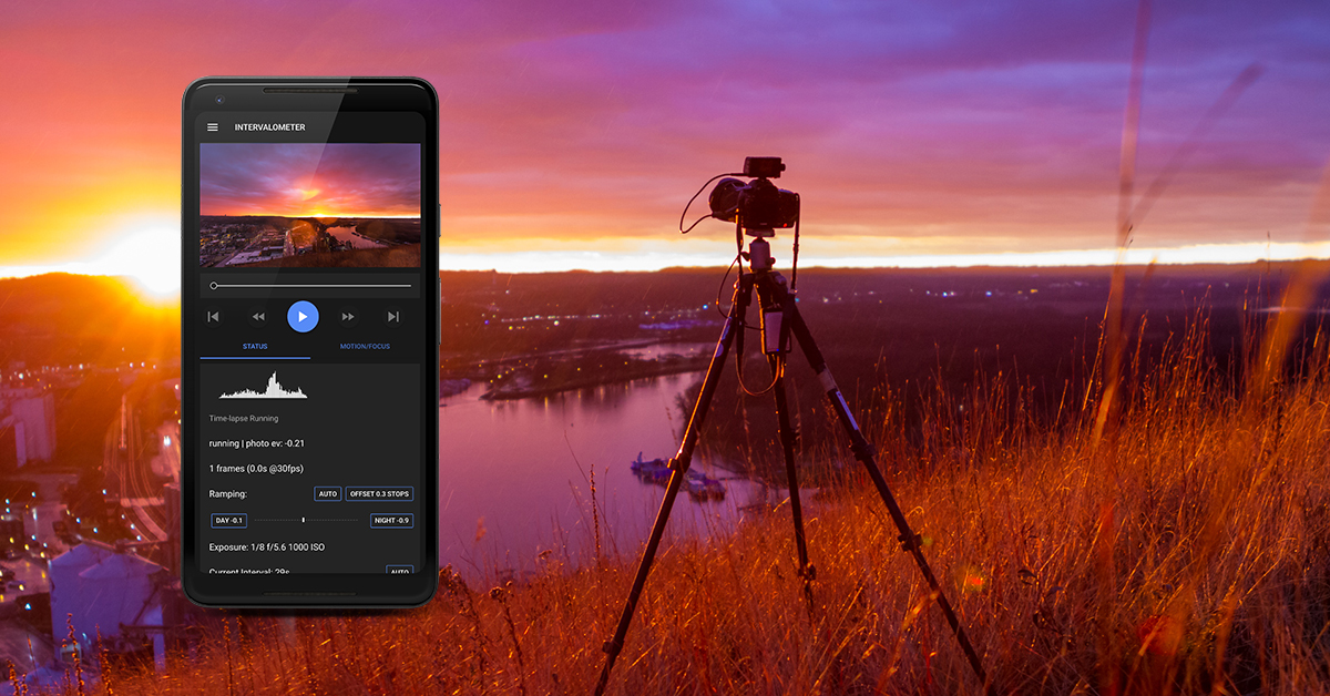 Nikon Compatible Holy grail Intervalometer — Timelapse+