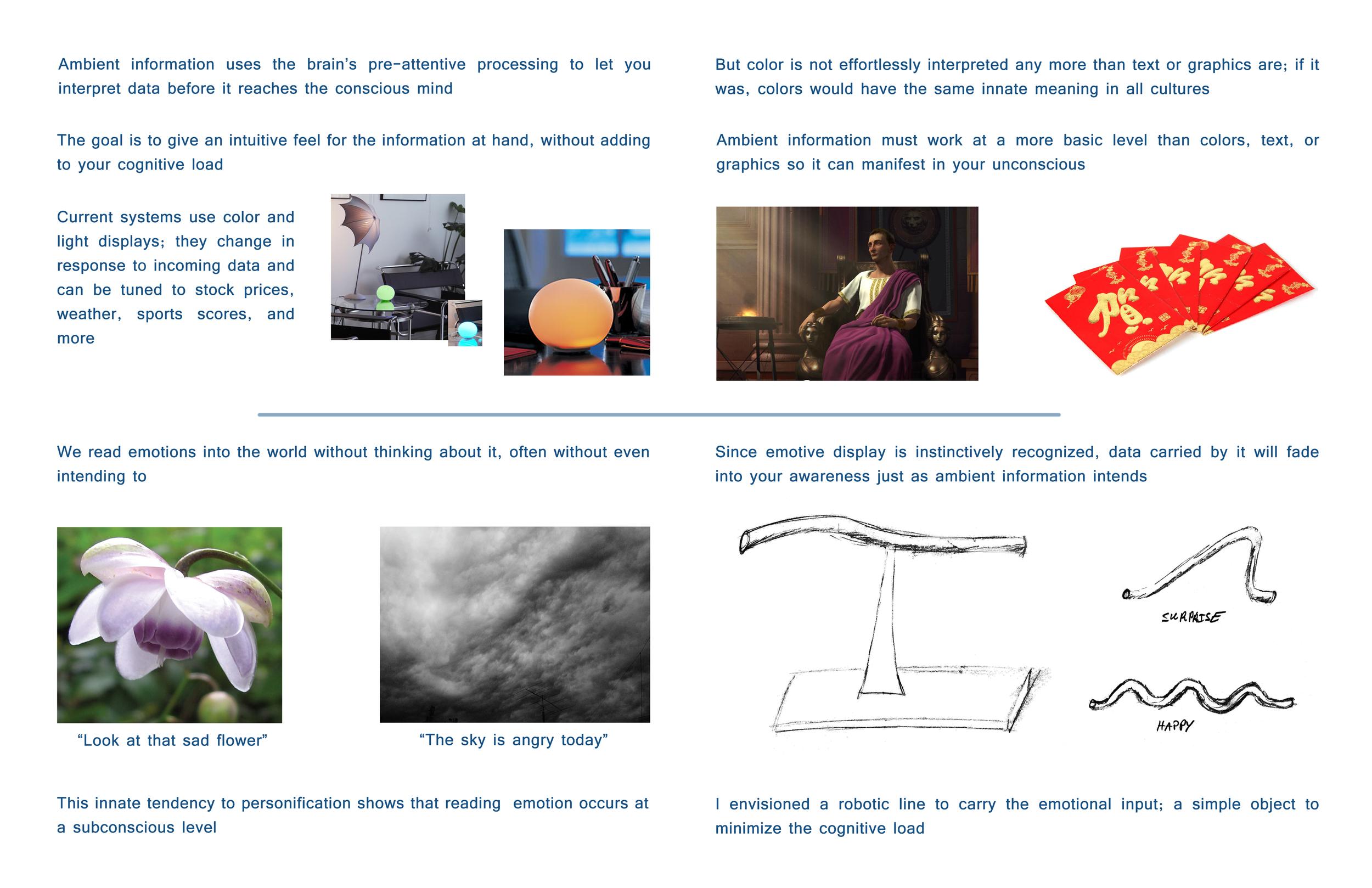 Emotive Robotics explanation and discovery Brian Lieb