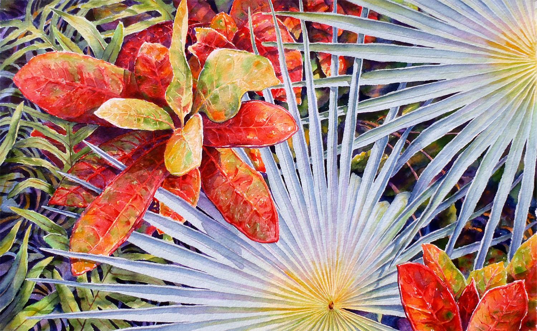 Fan Palm Fandango