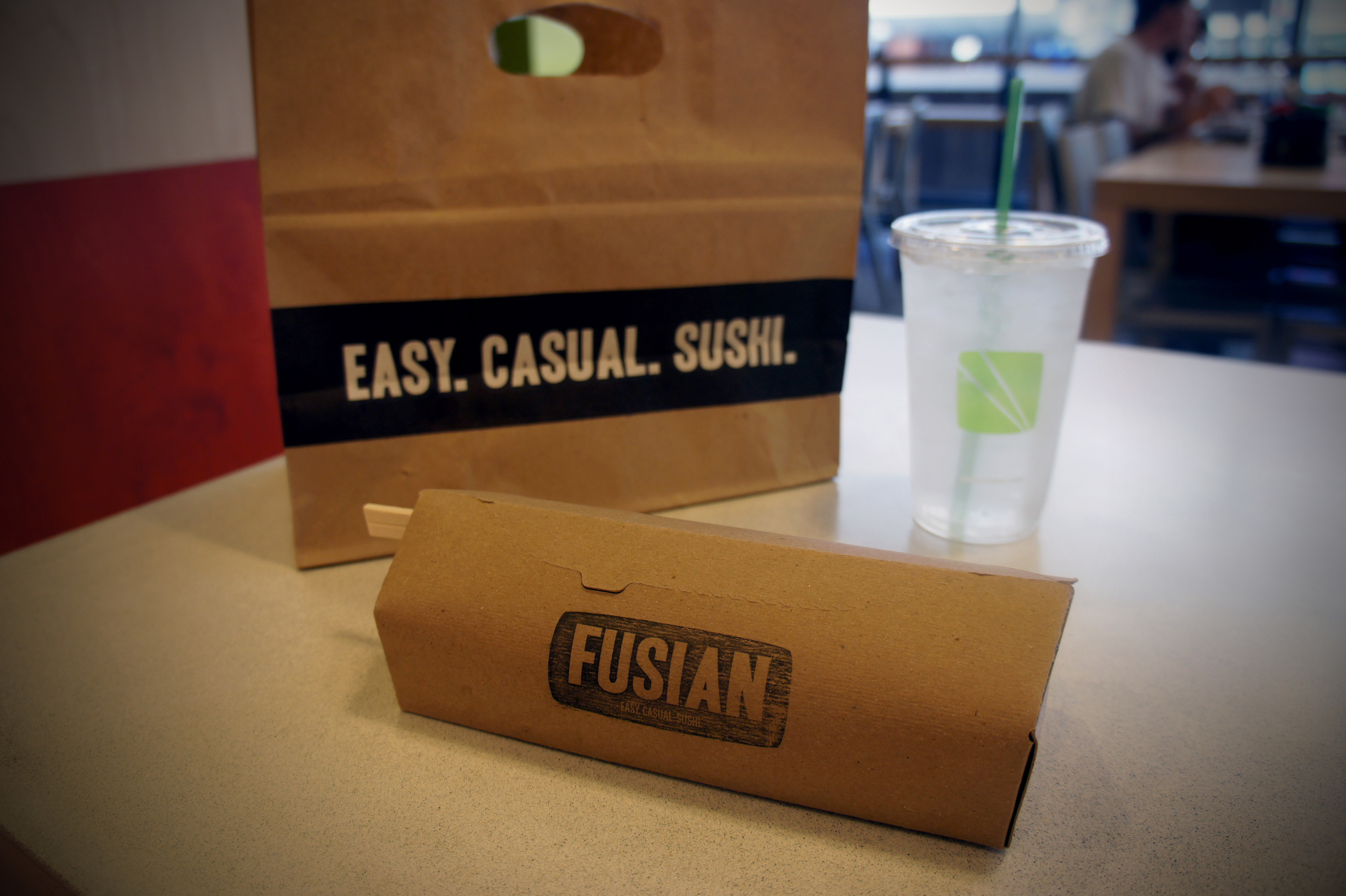 Design sustainable takeout packaging for FUSIAN while appealing to consumers with more traditional taste.