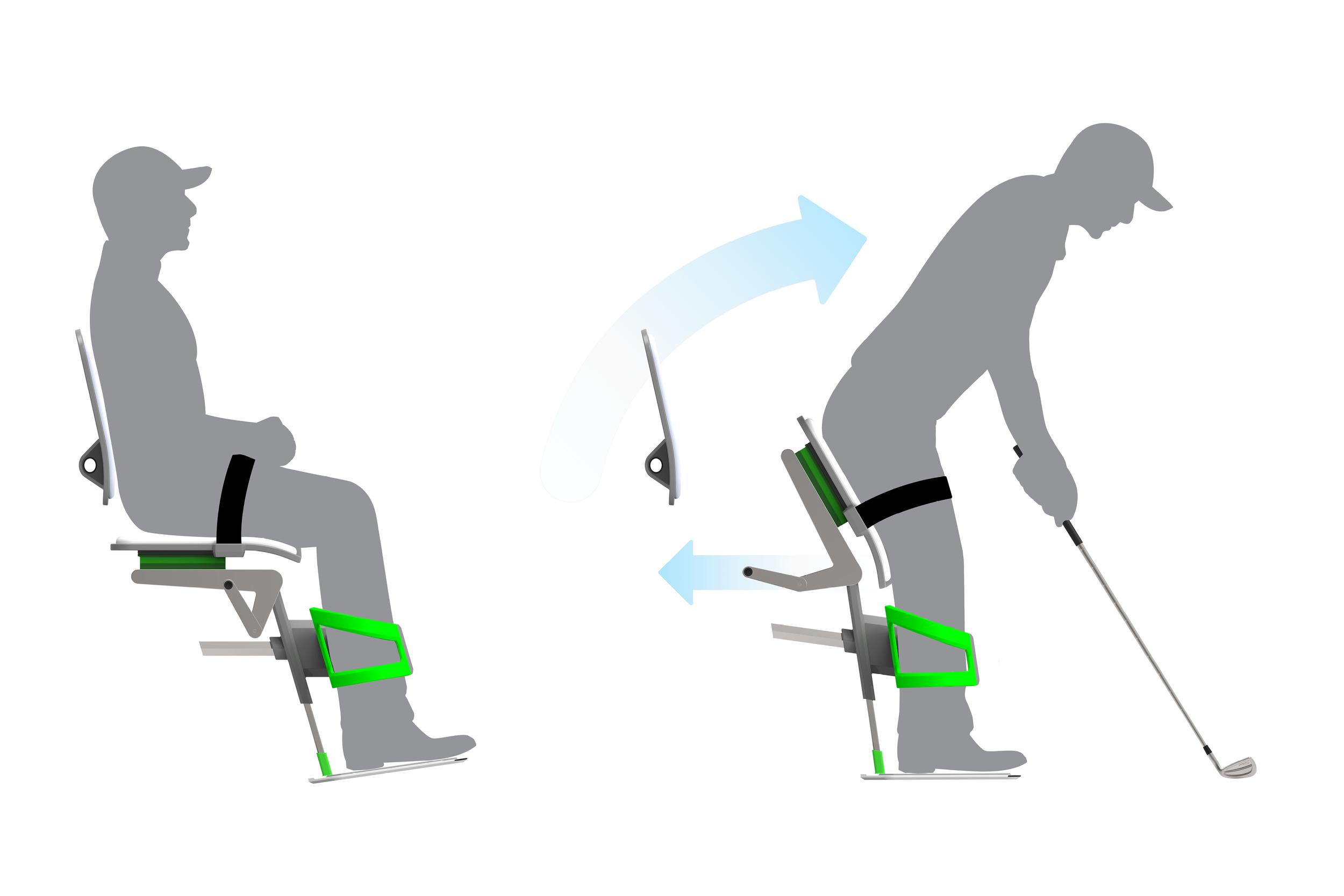 Mechanical Seat Lift