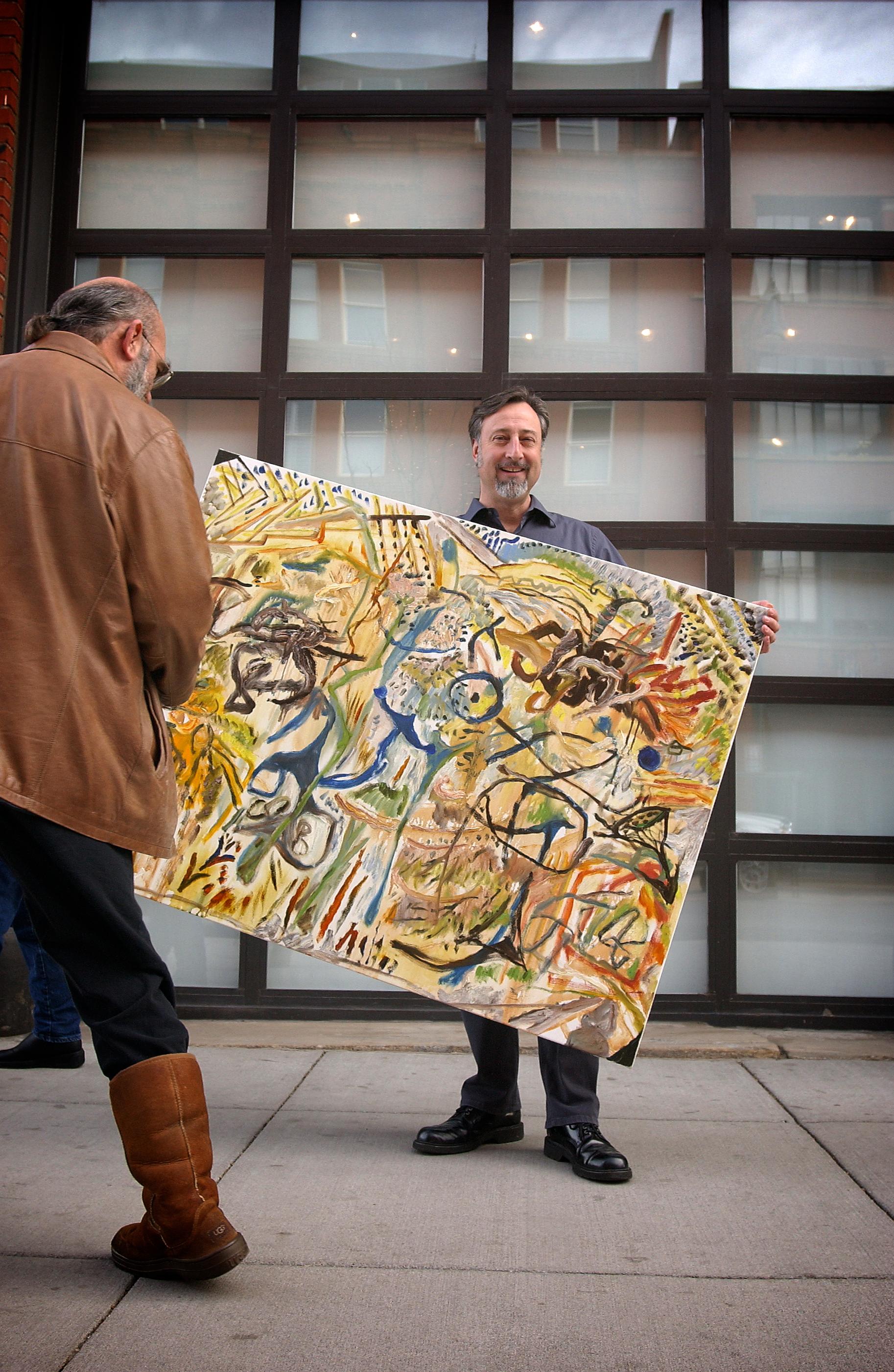 Art Gallery Owner