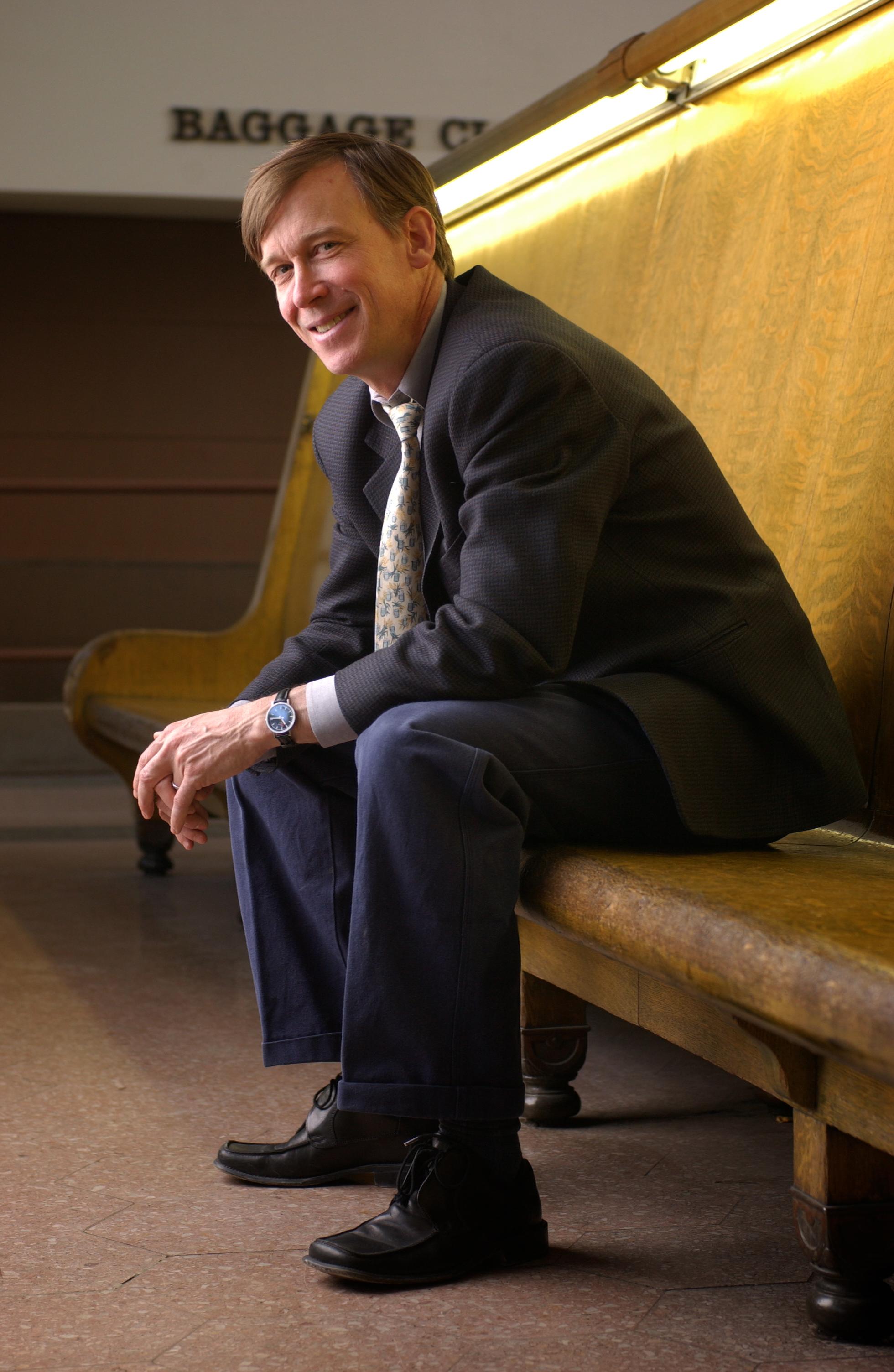 Gov. John Hickenlooper, Colorado