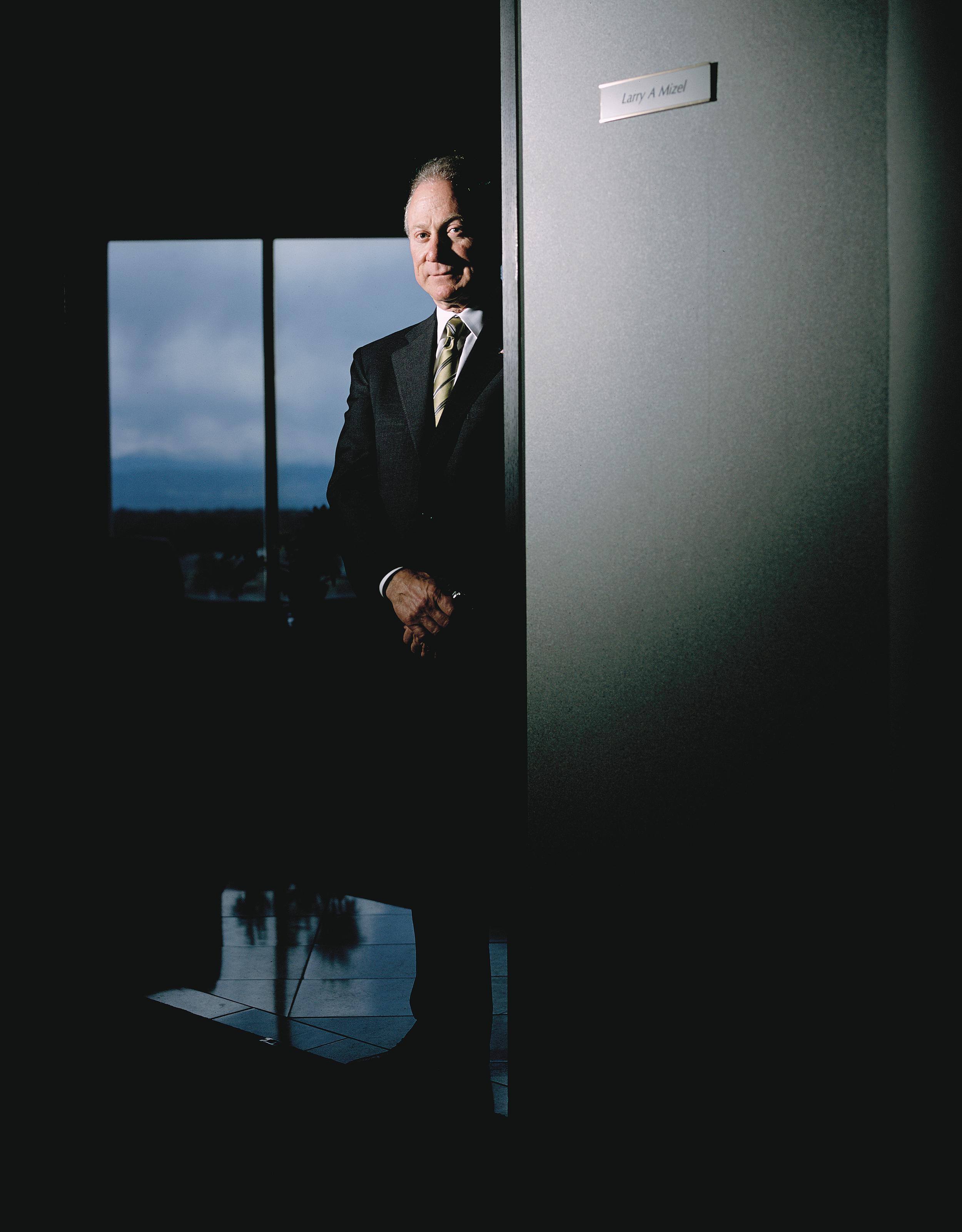 Reclusive Businessman