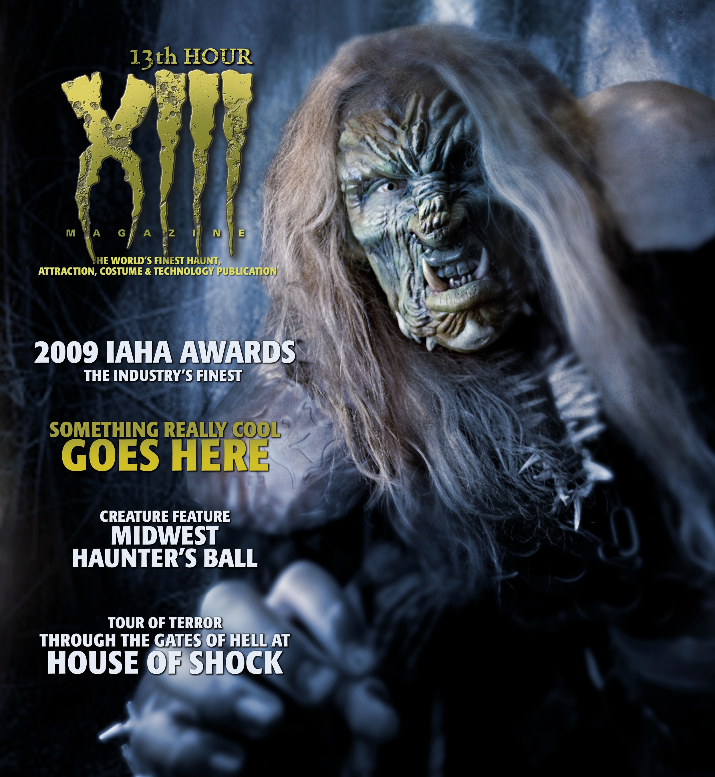 Haunted House Magazine