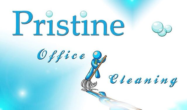 Logo for Pristine Office Cleaning by @ShiraDanielsDesign 🗄💦🗑 . #shiradanielsdesign #logodesign #pristineofficecleaning #logo #officecleaning #office #pristine #clean #bubbles #artist #graphic #graphicdesign #graphicdesigner #graphicdesigns