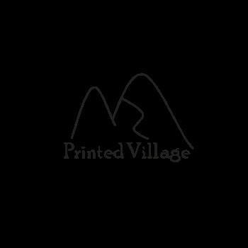 printed village