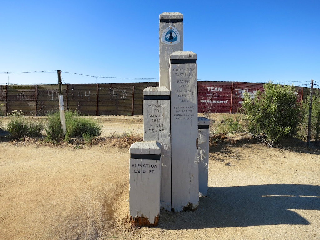 Southern Terminus - Courtesy of   HalfwayAnywhere
