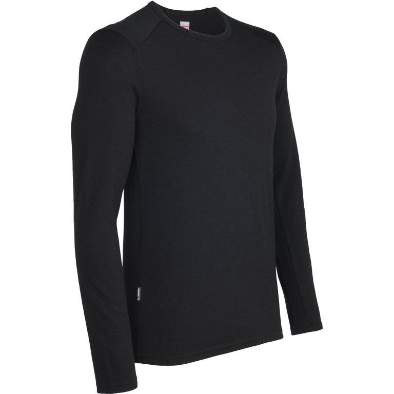 Long Underwear - Top  Icebreaker Tech top Longsleeve with hood  100% merino wool 220 weight