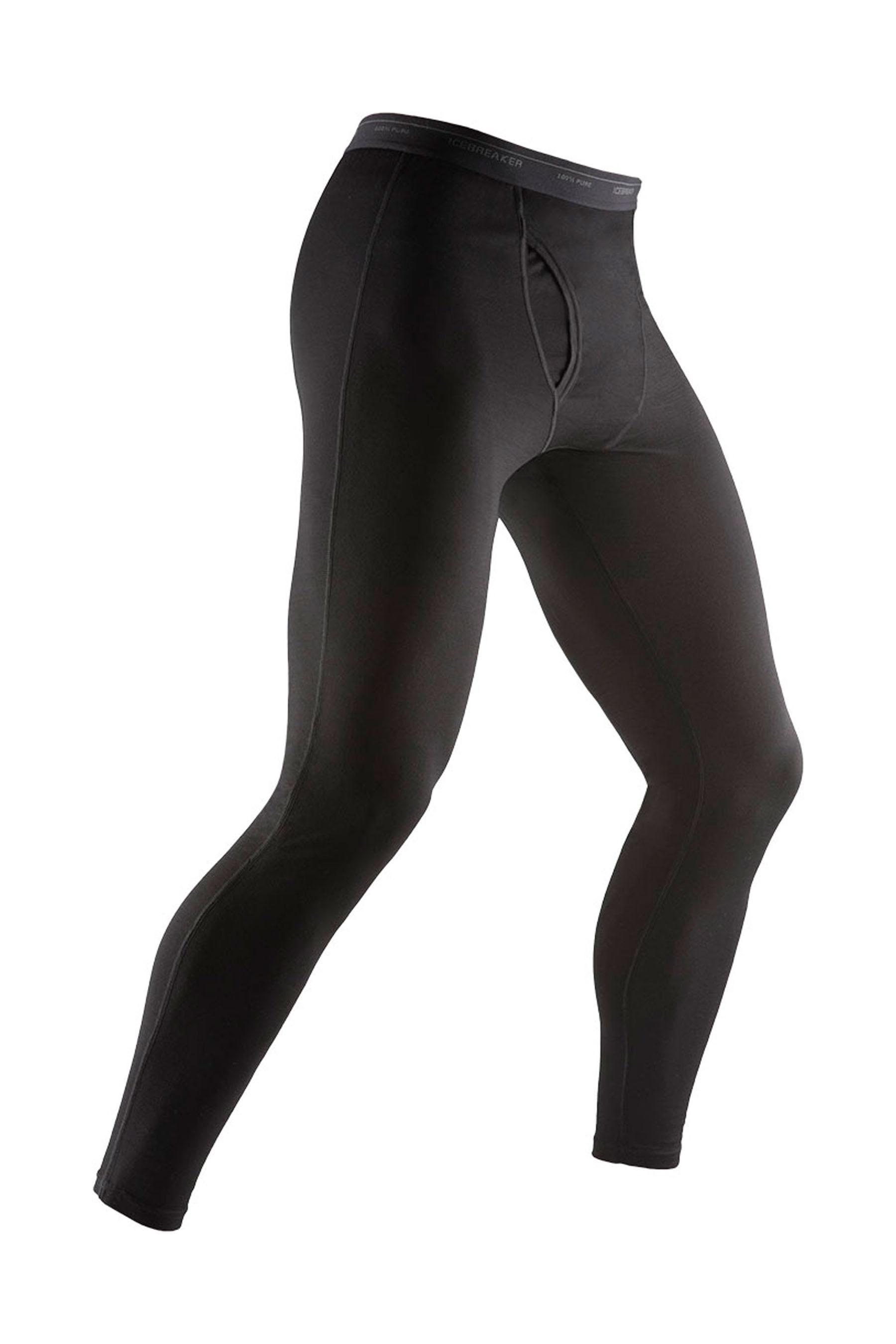 Long Underwear - Bottom  Icebreaker - Oasis Leggings w/Fly  100% merino wool - 220 weight