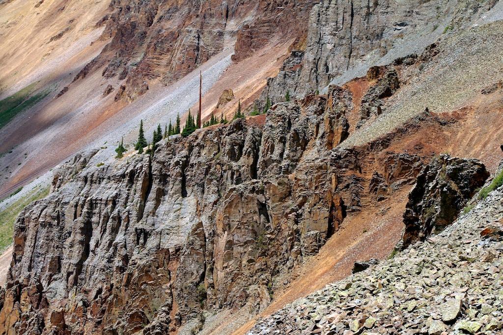 Ophir Pass  Colorado Rockies