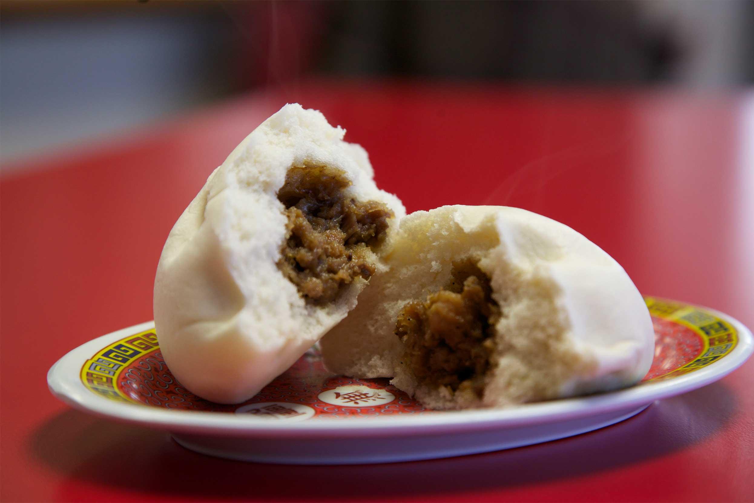 Trung Nam Bakery Banh Bao