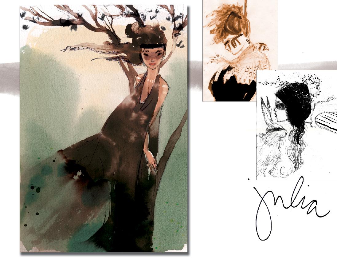 Julia Denos Women + Nature