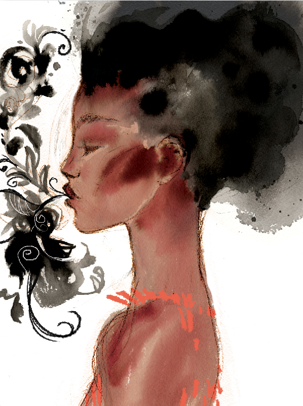 """Black Voices"" by Julia Denos"
