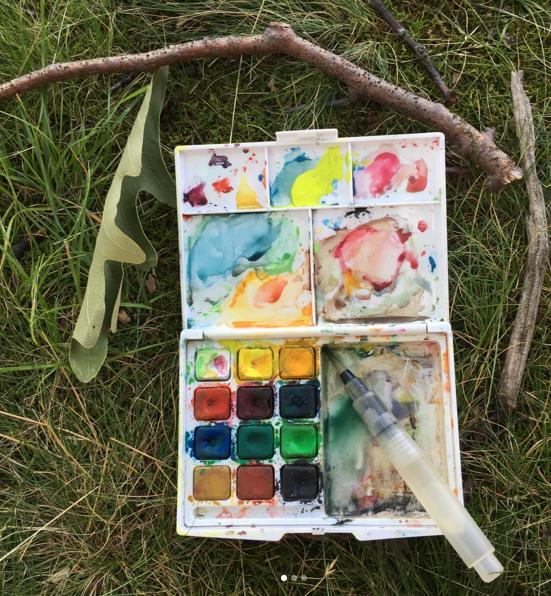 Julia Denos Nature Palette
