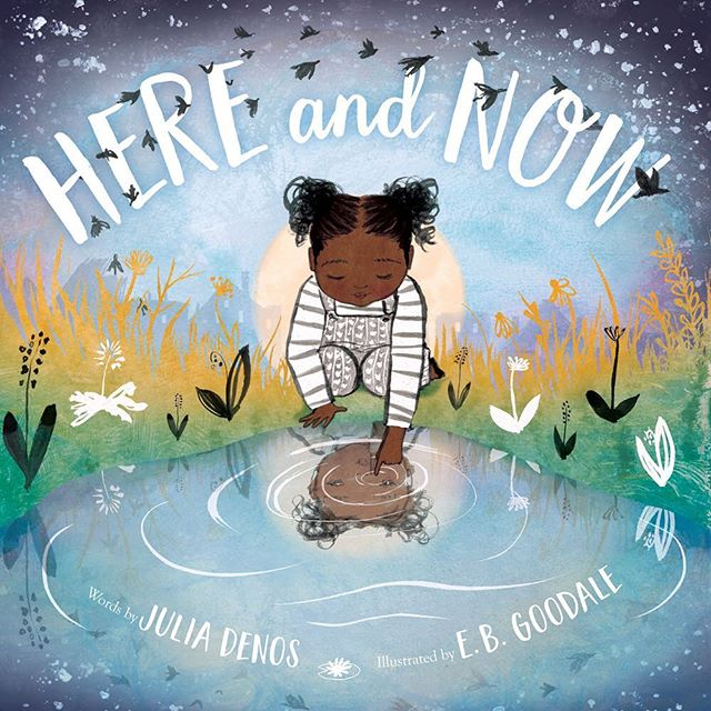🍃To celebrate Earth Day @ebgoodale and I are officially revealing the cover for our next book, HERE AND NOW. 🌟Pre-order Link in profile🌟Stay tuned for more details on a summer giveaway. Can't wait to share this celebration of life on this planet 🌍 with you! 🍃 @hmhkids @keaosullivan @lkliterary @whinknee #hereandnowbook2019 #kidlit #bookrelease #kidlitart #magic #booklove #kidlitlove #earthday #earthday2019 #mindfulness #presentmoment #hereandnow #meditation #giveaway #bookmaking #childrensmeditation #becoming