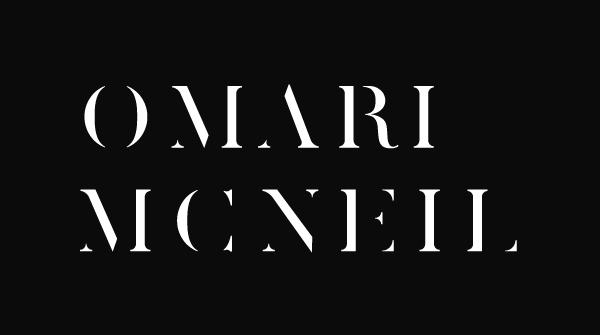 Omari McNeil Logo_Black on White.JPG