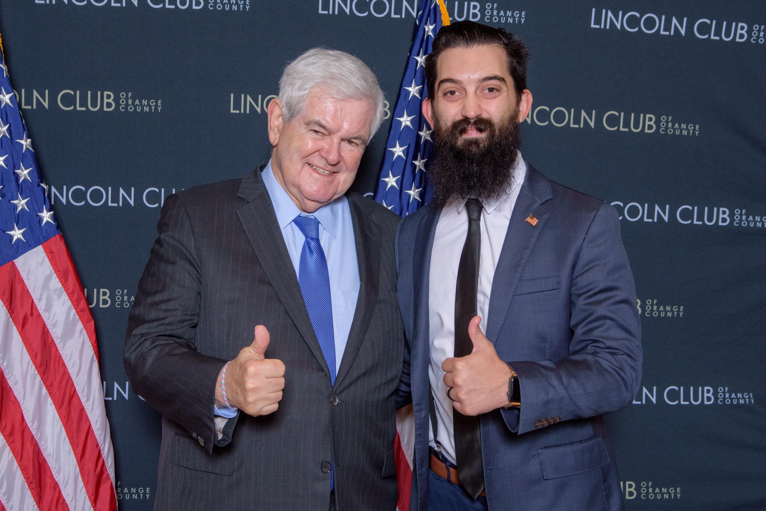 Newt Gingrich_Brian Harrington.JPG