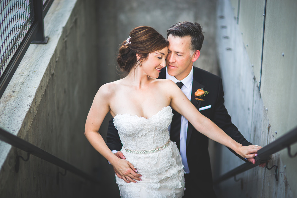 Allie and Rob  - Featured on Borrowed & Blue