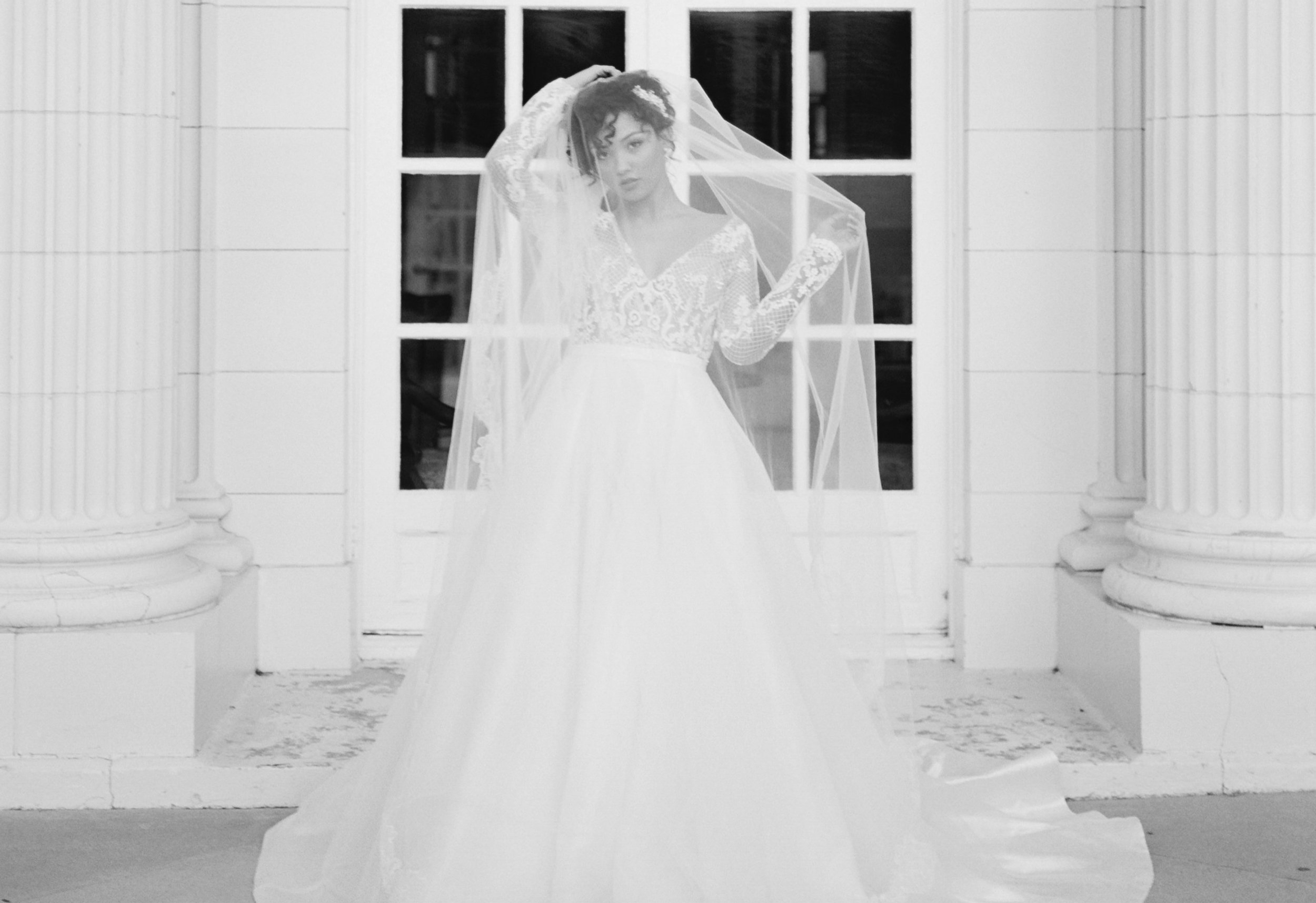 Royal Rococo Wedding Editorial  - Featured on Magnolia Rouge