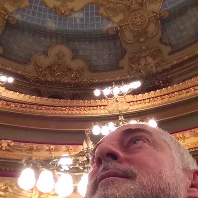 2015 Liceu Theatre  Barcelona SPAIN