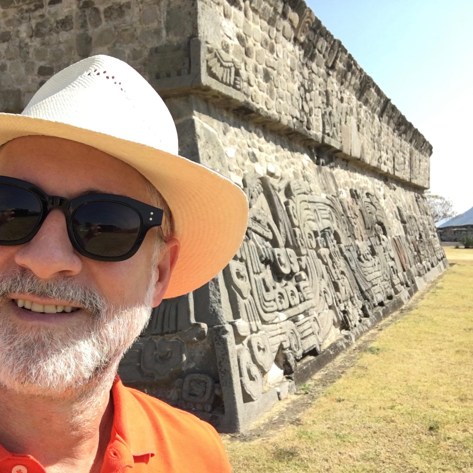 2015 Xochicalco MEXICO