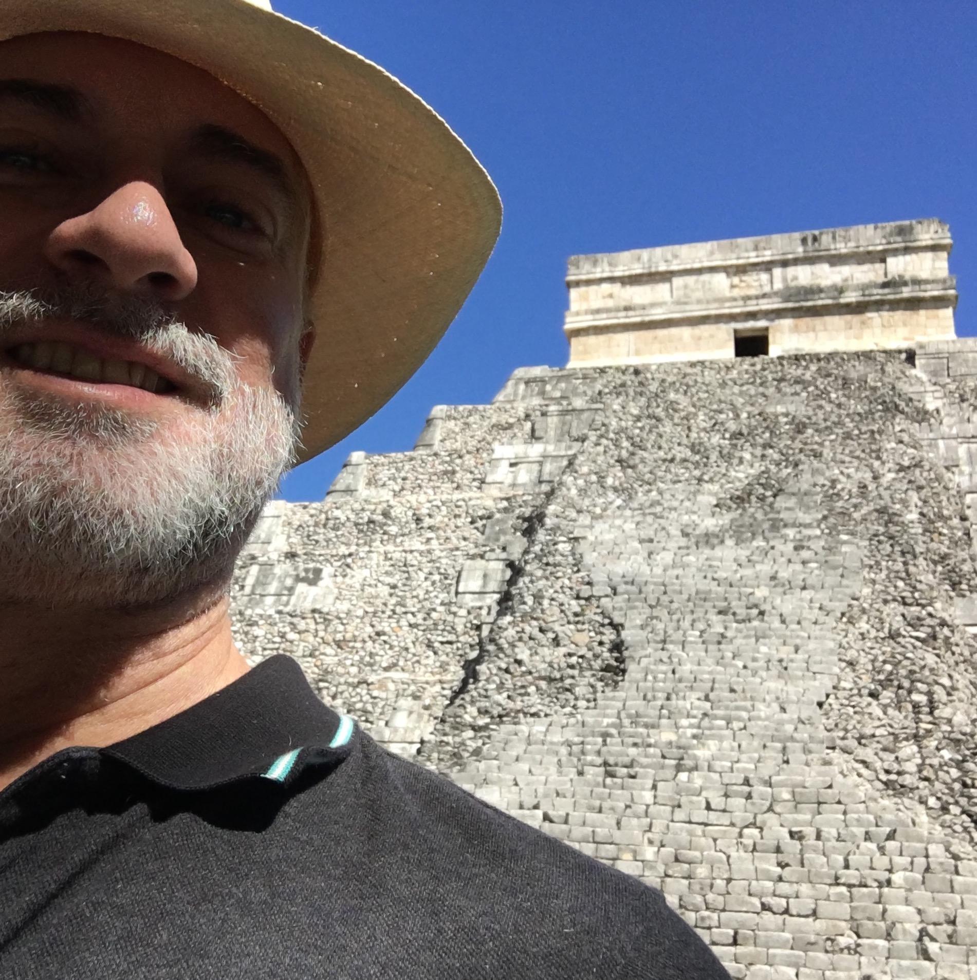 2015 Chichen Itzá MEXICO