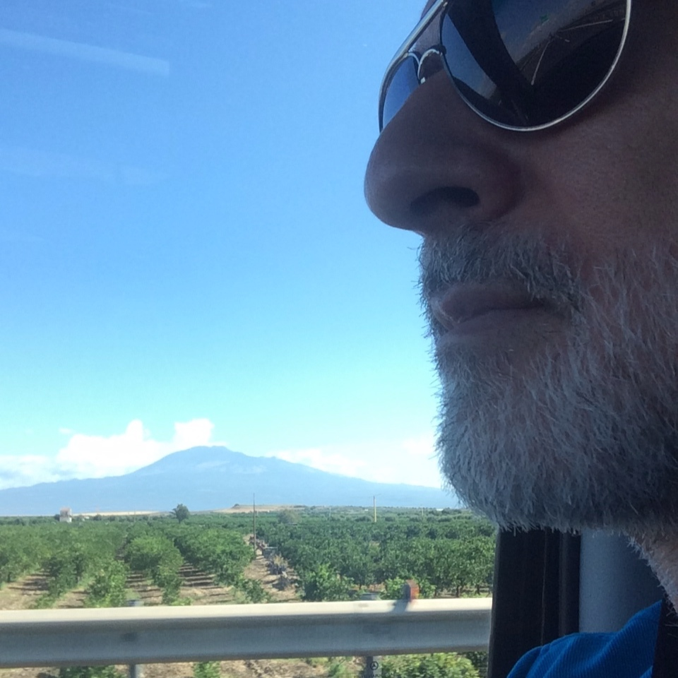 2014 Mount Etna - Sicily ITALY
