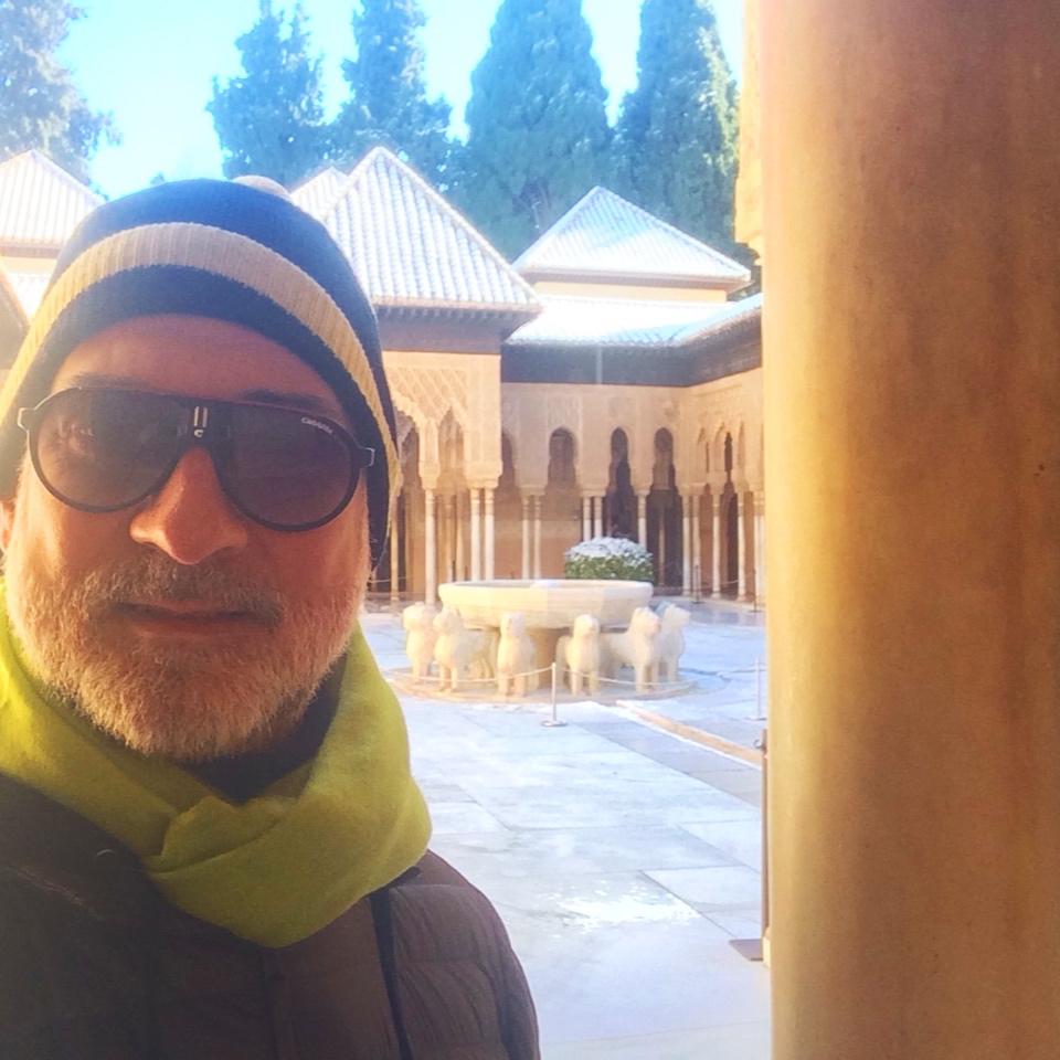 2015 Alhambra - Granada SPAIN